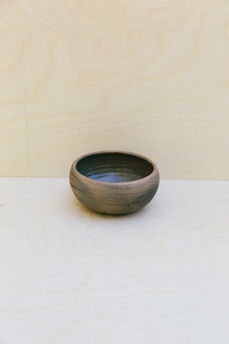 Territory Smoked Ceramic Bowl