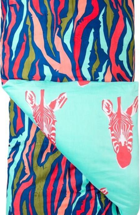 KIDS GOOSEBUMPS Zebra Bedding