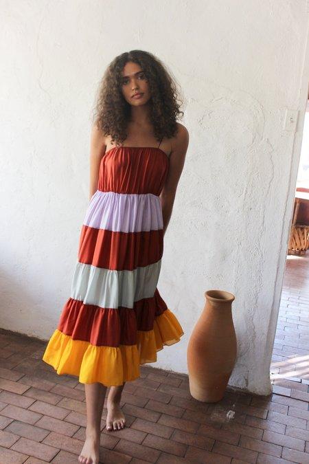 Carleen Christo Dress