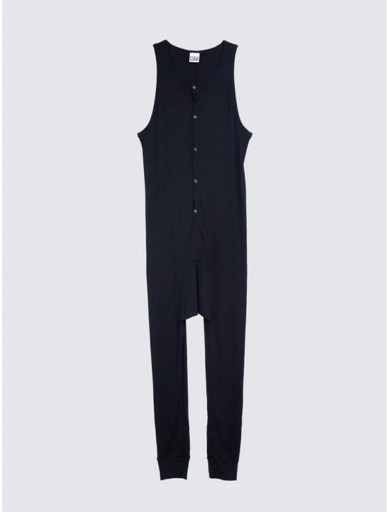 OAK Ribbed Tank Union Suit