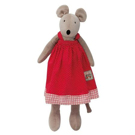 KIDS Moulin Roty La Grande Famille Nini The Mouse Large toy