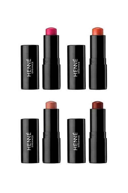 Henné Organics Luxury Lip Tints Gift Set