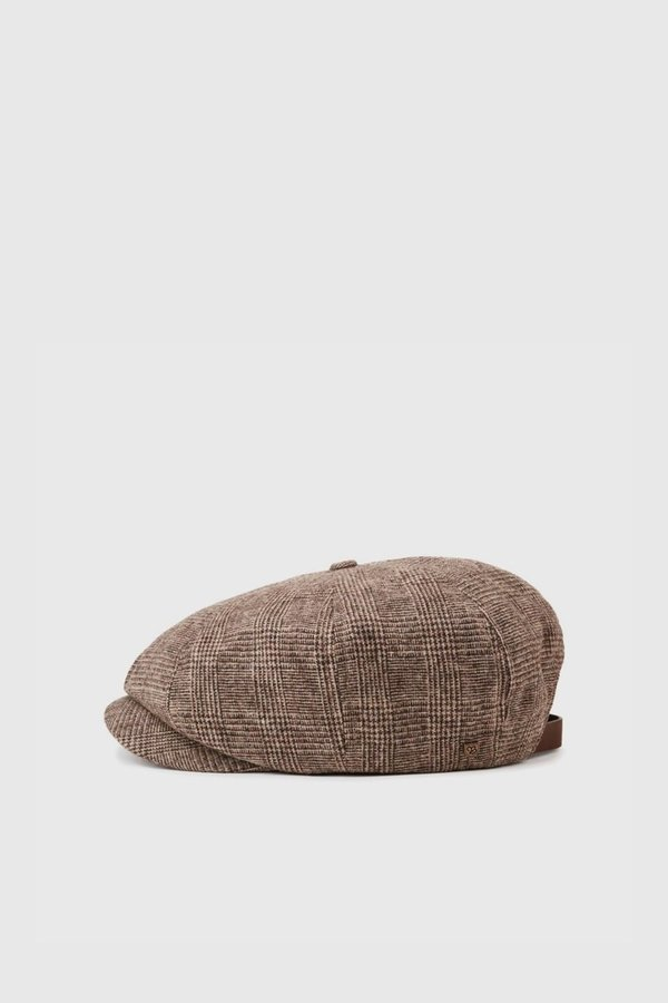 d625ce85 Brixton Brood Adjustable Snap Cap - Brown/Tan | Garmentory