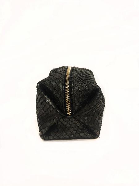 Kempton & Co Cosmetic Case - Cobra Bronze