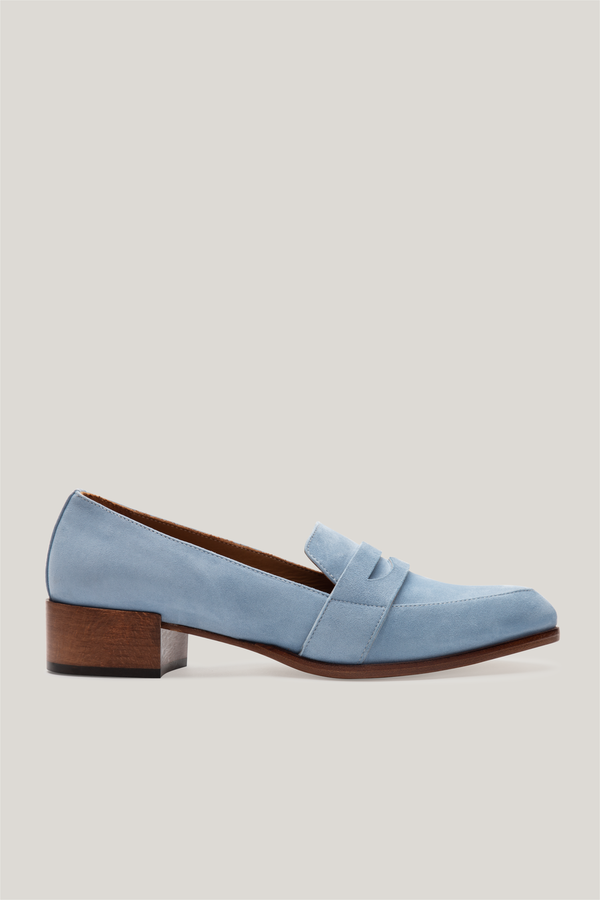 1196746ce9e Thelma The Penny Loafer - Powder. sold out. Thelma