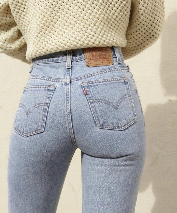 094645be523 Vintage Levi's 512 Jeans   Garmentory