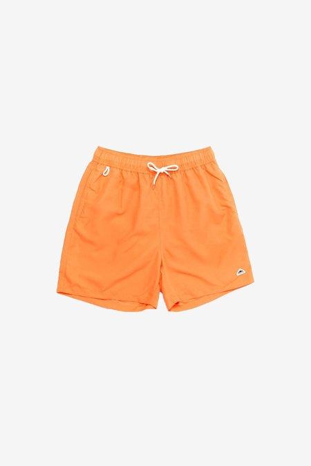 Penfield Seal Swim Shorts - Orange