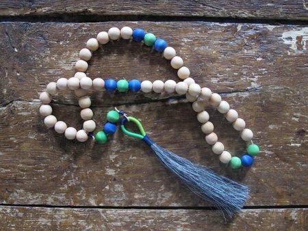 Fredericks & Mae Small Worry Beads - Green