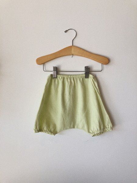 Kids Boy+Girl POPPY BLOOMER - lime