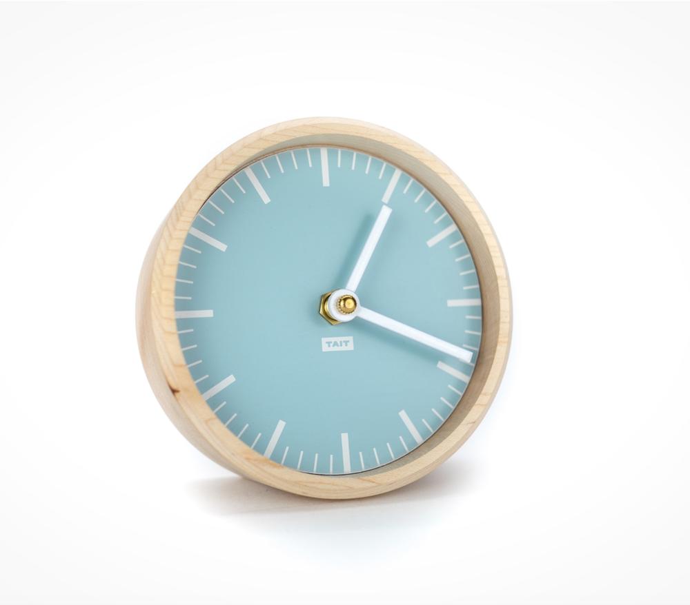 Tait Design Co Desk Clock