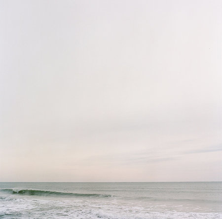 Elizabeth Cecil Winter Wave