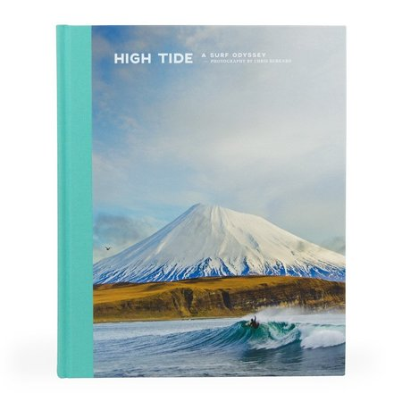 Chris Burkard High Tide: Surf Odyssey Book