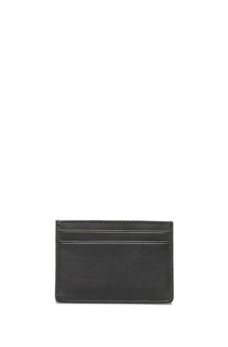 Hugo Boss Subway Card Holder - Black