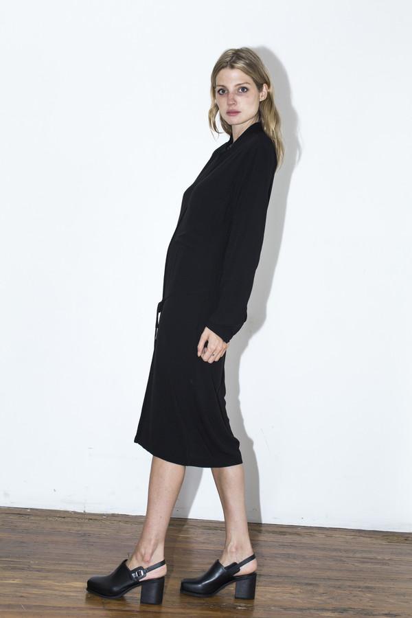 36e33f9fad Assembly New York Black Shirt Dress