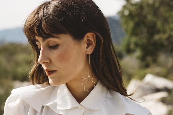 Eyde The Thora Earrings