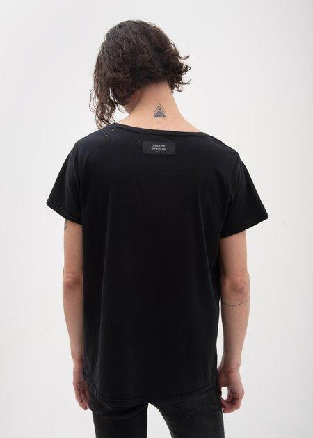 Garcons Infideles Death Rock T-Shirt - Black