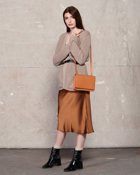 The Stowe Evelyn Bag - Tan