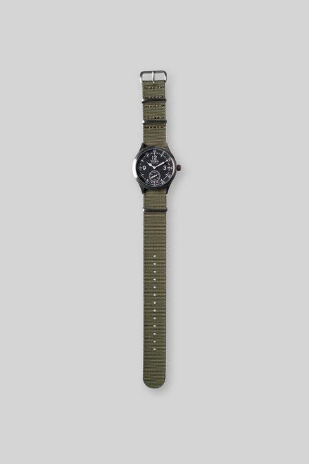 Techné Merlin 246 GB Watch - OLIVE