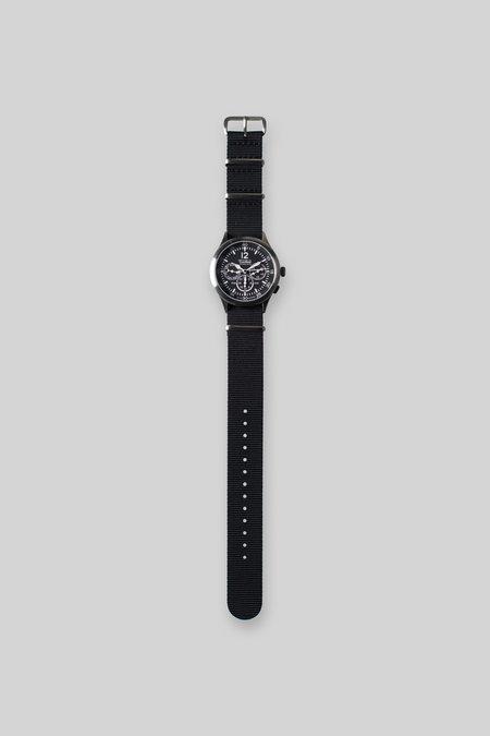 Techné Merlin 296 GB Watch - BLACK