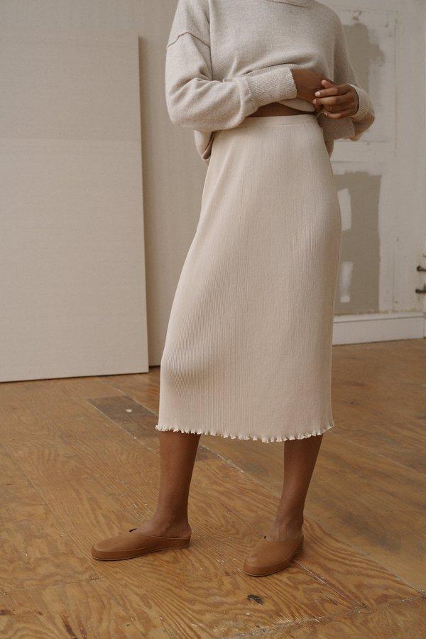 baaad2baced Lauren Manoogian Accordion Skirt