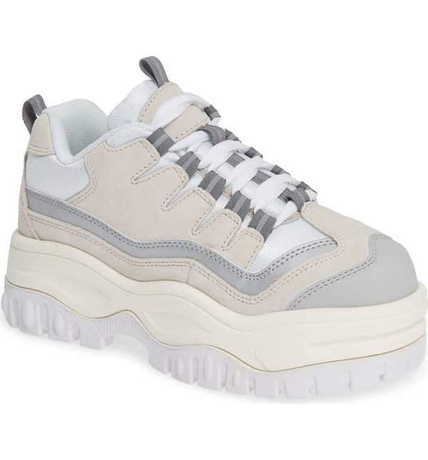 Jeffrey Campbell Pro Era Sneakers