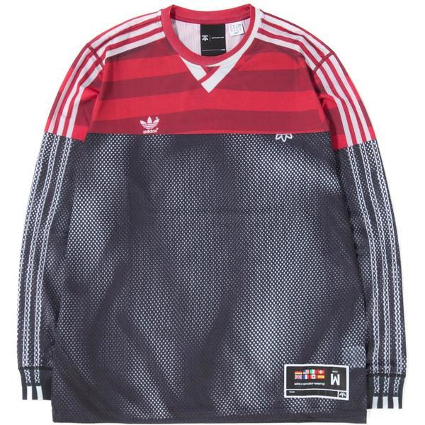 126f84425f7f Adidas Originals by Alexander Wang Photocopy Long Sleeve T-shirt - Black /Foxbrown
