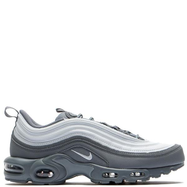 the latest 1744f 70001 Nike Air Max 97 Plus Cool Grey / Pure Platinum on Garmentory