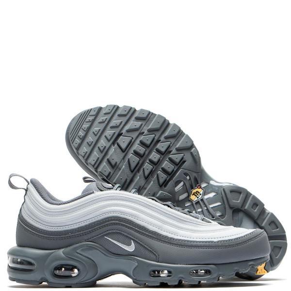 wholesale dealer d81a1 86225 Nike Air Max 97 Plus Cool Grey   Pure Platinum