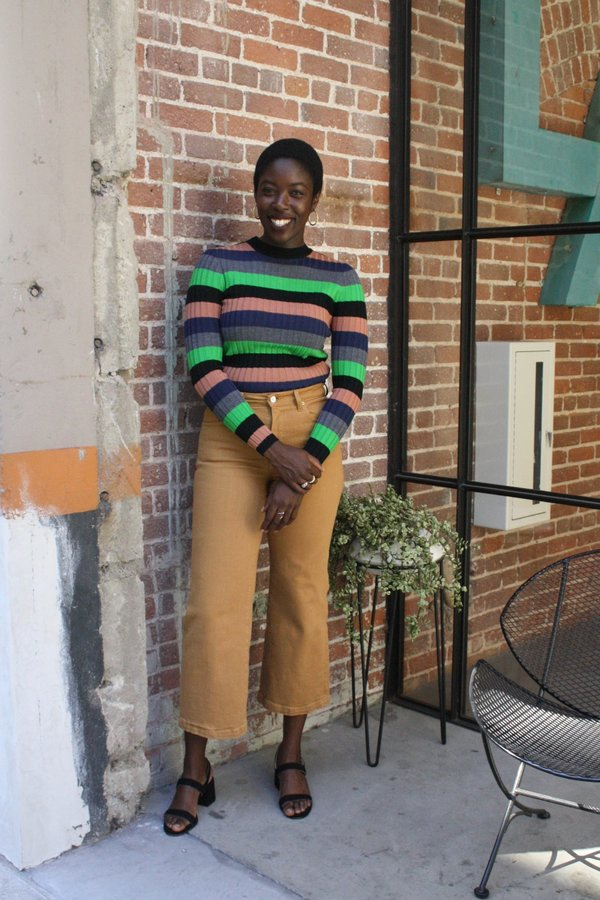 45db0854392 Diarte Berni Sweater - Stripe