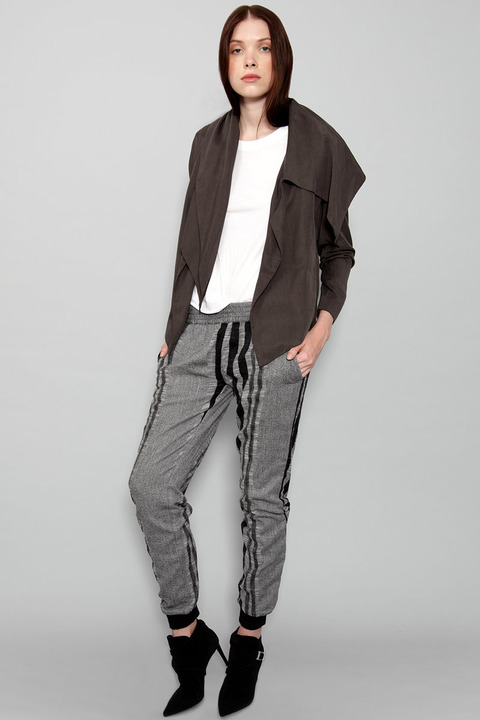 Laura Siegel Kantha Jacket
