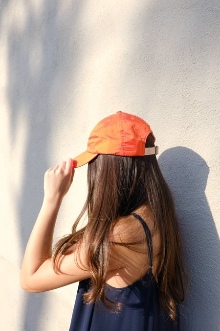 Jujumade Nylon Cap - Orange