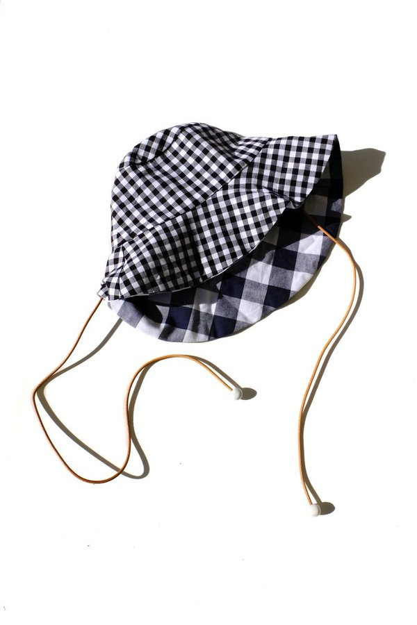 ab3b99baa4210 Jujumade Reversible Bucket Hat - Gingham