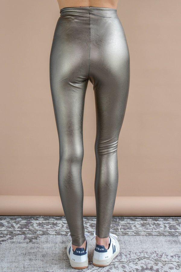 4ebb79ce66536 Commando Faux Leather Legging With Perfect Control - Bronze | Garmentory
