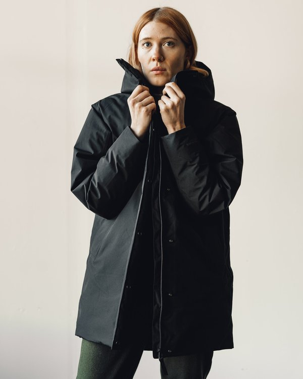 4d8efaa414 Norse Projects Oda GORE-TEX Jacket - Black | Garmentory