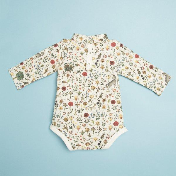 Kids Samantha Pleet Turtle Bodysuit - Illuminated Prints