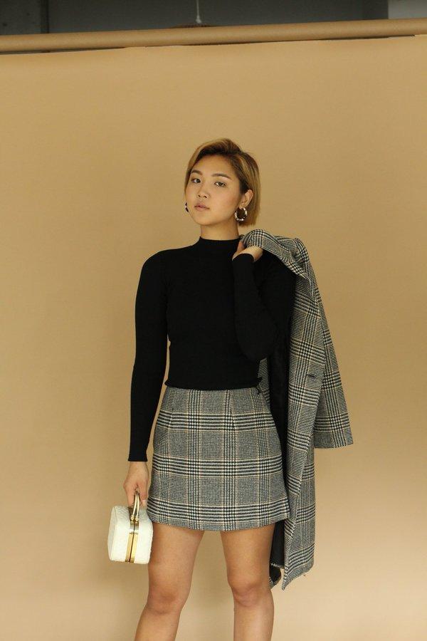 93e1eaed9 ... Wool Mini Skirt - Plaid. $80.00$56.00. ASTR The Label