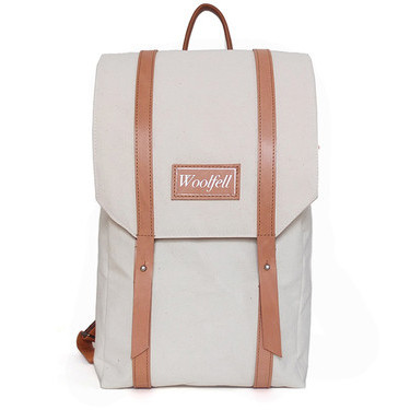 Woolfell - Warrior Backpack in Natural