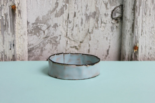 Melanie Rice Thin Ozone Bracelet