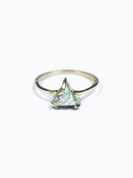Bernice Kelly Keller Ring - 10k Yellow Gold