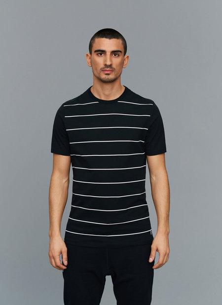 Eleven New York  T-Shirt - Black Stripe