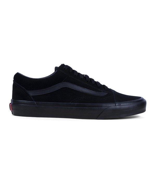 3f0c91c88b09 VANS UA Suede Old Skool Sneakers - Black Black