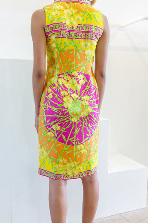 Sisterwife Vintage Gianni Versace Couture Dress