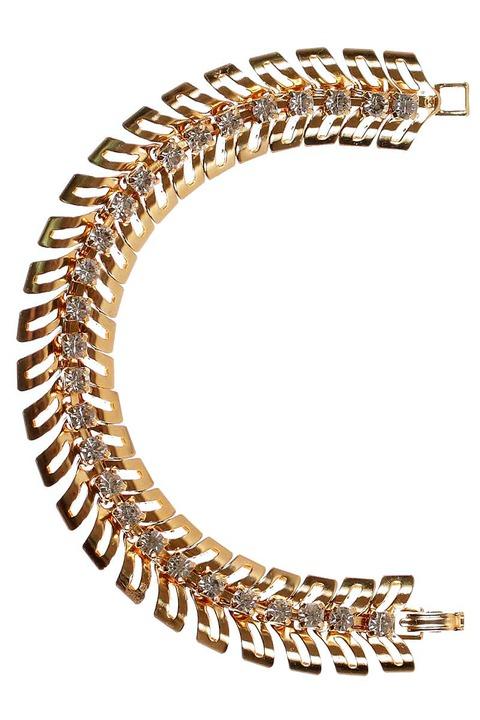 Mode Marteau Vintage Fish-Spine Bracelet