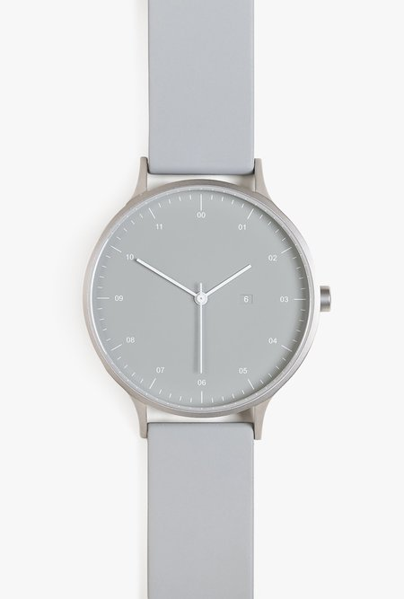 INSTRMNT K-31 Watch - Light Grey