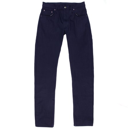 Left Field NYC x BlackBlue Charles Atlas Jeans