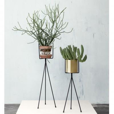 Ferm Living Hexagon Planter - Small