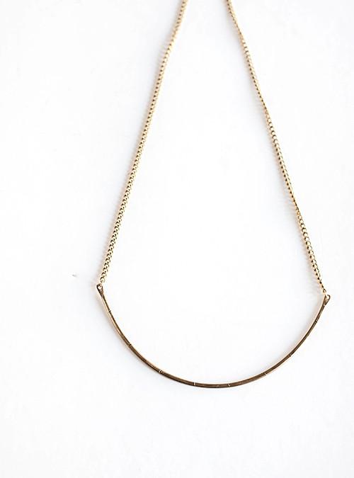 Seaworthy Stone Drop Necklace