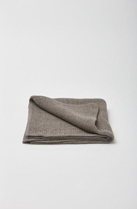 Morihata Lana Bath Towel - Brown