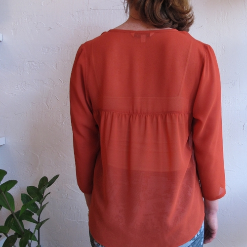 Dagg and Stacey Luella Blouse