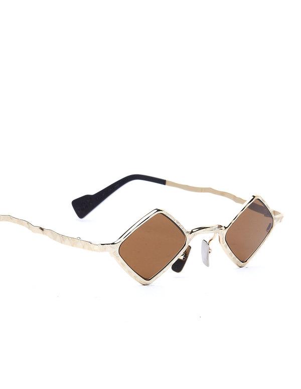 82bc2c77ed34 Kuboraum Mask Z14 Sunglasses - Golden